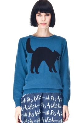 Noir Cat Jersey - Kling