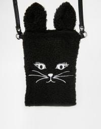 Funda telefono gato - Asos
