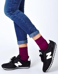 Zapatillas de deporte negras 410 de New Balance