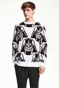 jersey jacquard star wars H&M